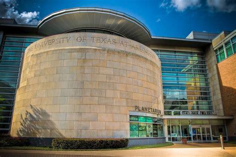university texas arlington planetarium artseek