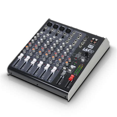 Audio Mixer Necxo Ld 1200m ld systems lax8d image 940150 audiofanzine