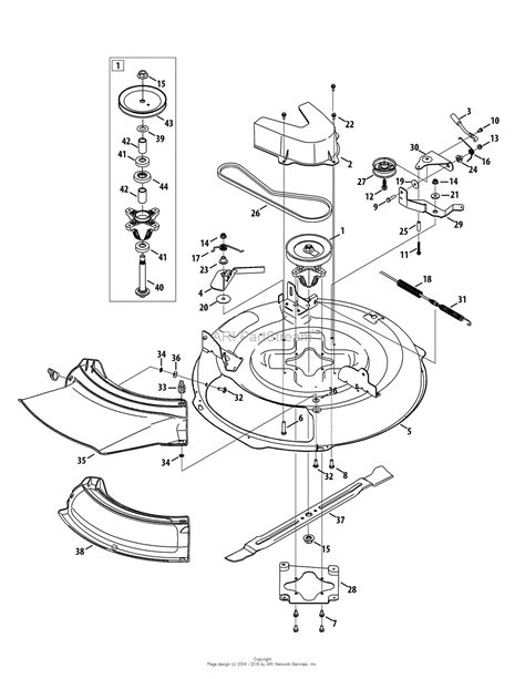 troy bilt lawn mower belt diagram troy bilt 13cc26jd011 tb30r 2015 tb30r neighborhood