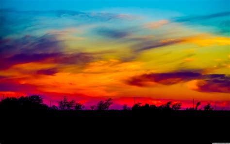 colorful skies sky colour wallpaper