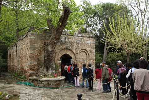 house of virgin mary ephesus turkey is fiction more attractive than fact 2017 2016