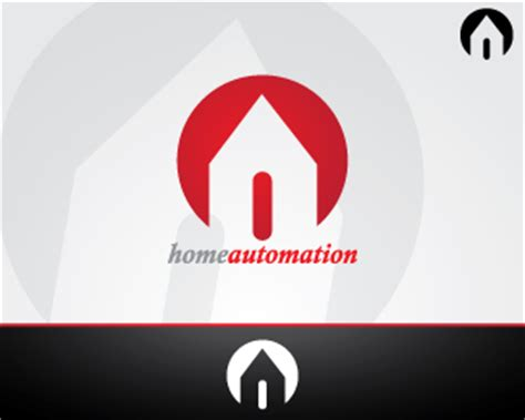 home automation logo design home automation designed by banto212 brandcrowd