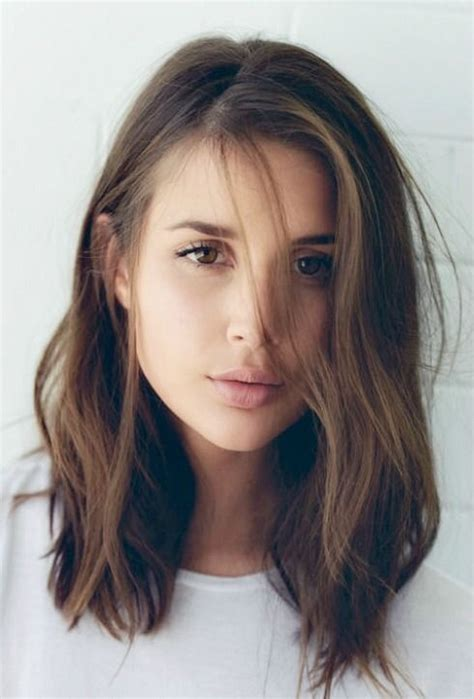 medium brunette hairstyles tumblr 14 tips to be an enviable beauty medium hair google and