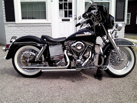 Harley Davidson Motorcycle Sales by 1978 Harley Davidson Flh Motorcycle From Painesville Oh