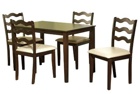 target dining room set 5 piece virginia dining set white hot deals on target marketing systems 5 piece riviera