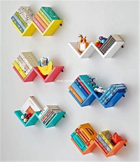 colored wall shelves best 25 wall shelves ideas on shelves wall
