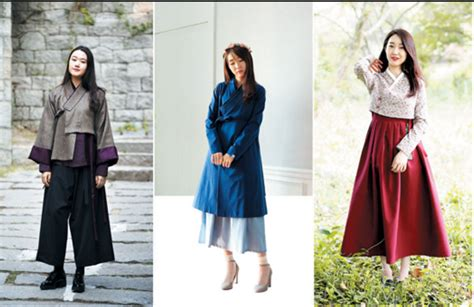 Hanbok Korea Trendy 2017 korean fashion trend the quot daily quot or modern hanbok