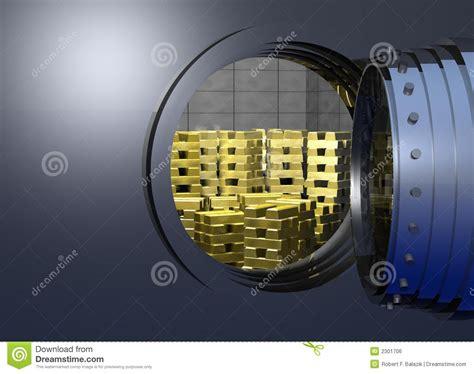 vault door open stock illustration image of security 2301706