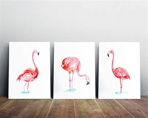 pink flamingo home decor the 25 best flamingo painting ideas on pinterest