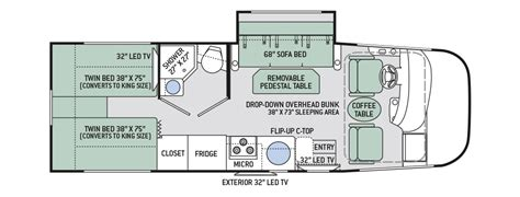 class a floor plans thor class a motorhomes rv models specifications photo gallery
