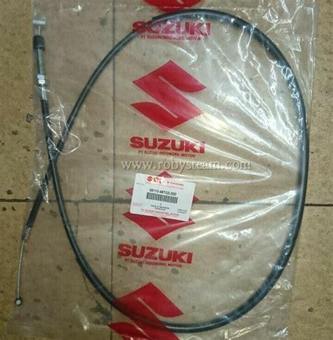 Kabel Rem Variasi Jual Kabel Rem Depan Suzuki Ts 125 Rp 60 000