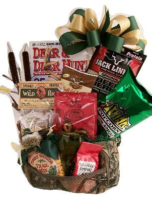 hunting gift basket gift basket for hunting hunters