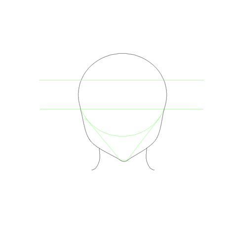 anime manga head base by frostedmayhem on deviantart