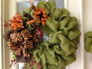 fall wreaths created twists new fall wreaths