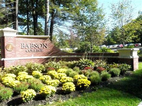 Babson College Mba Price by