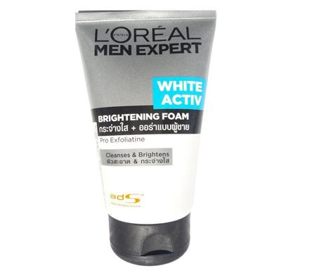L Oreal S Expert White Active l oreal expert white active cleansing foam 100ml