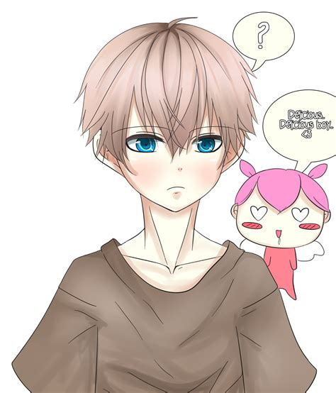 shota animation shota with a baggy t shirt by sapiboong on deviantart