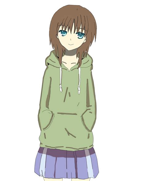 Anime Hoodie by Anime Wearing Hoodies Www Imgkid The Image