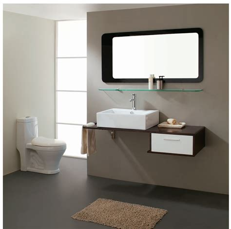 Modern Bathroom Vanity Moderno Bathroom Modern Vanities