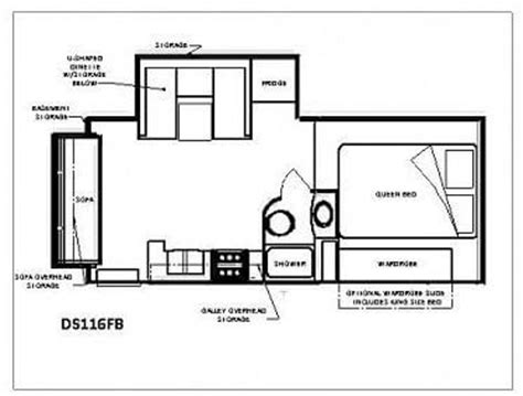 Rv Chalet Plans by 2014 Chalet Rv Ds116fb Truck Cer Roaming Times