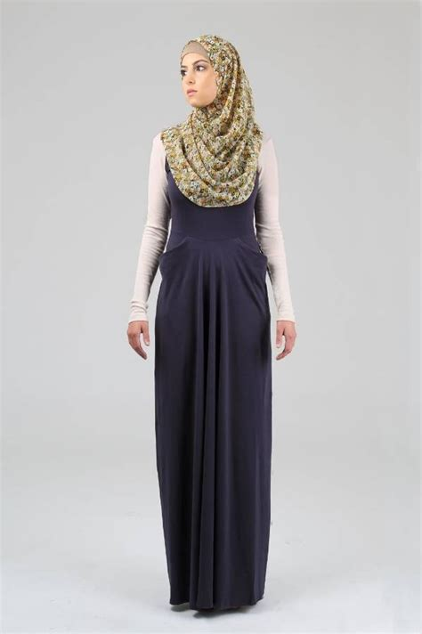 Dress Navy Blue Bunga Navy 7 best gamis kaos kombinasi katun motif bunga images on