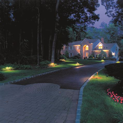 outdoor lighting driveway led driveway lighting outdoor