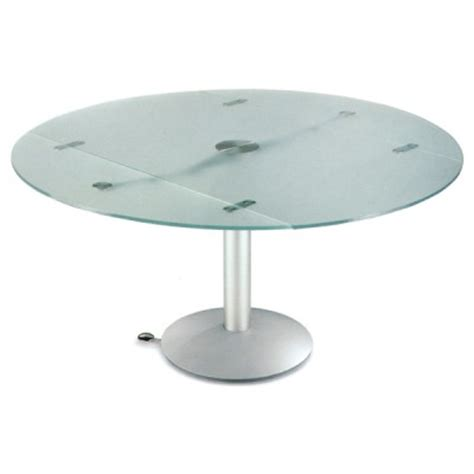 Folding Glass Dining Table Buy The Naos Atlante 160 Cm Folding Glass Table