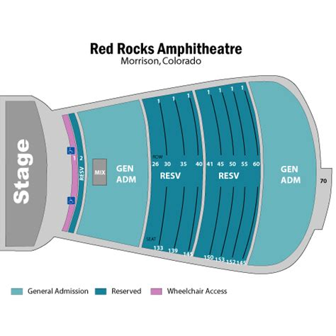 redrocks seating 311 and slightly stoopid august 19 tickets morrison