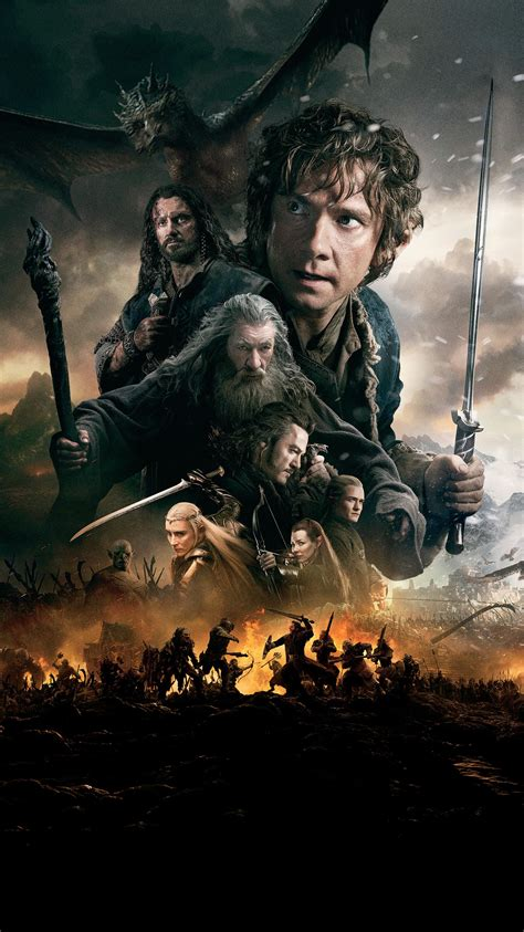 1470623617 the hobbit the battle of the hobbit the battle of the five armies 2014 phone