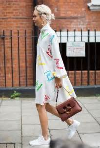the best fashion at the the best street style looks from london fashion week