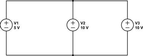 diode in parallel with current source using a diode to cancel out voltage sources electrical engineering stack exchange