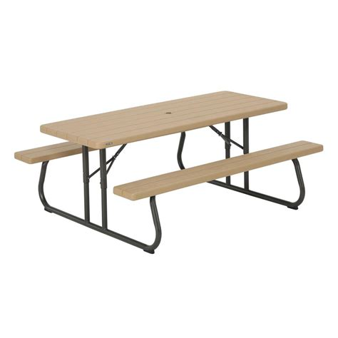 lifetime 22119 folding picnic table lifetime 6 folding picnic table 100 images lifetime