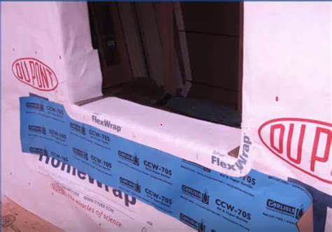 How To Install House Wrap #TheRightWay   ProTradeCraft