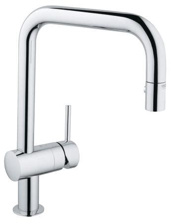Grohe Minta Kitchen Faucet Grohe Minta Single Lever Sink Mixer 1 2 Quot 32319 000