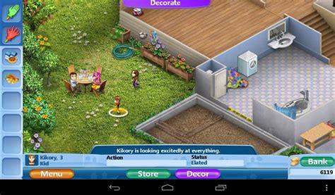 cara membuat anak virtual families bloganjelia cara memainkan game virtual families 2