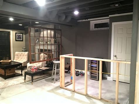 industrial basement diy decor industrial basement remodel