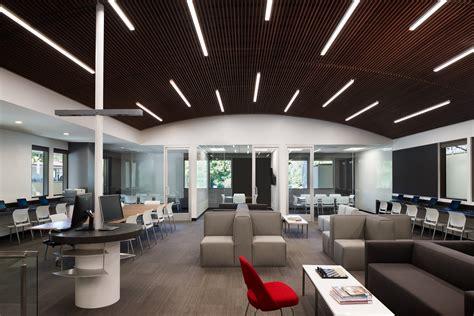 buckley school library  administration building