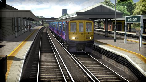 thameslink to bedford train simulator first capital connect class 319 emu add