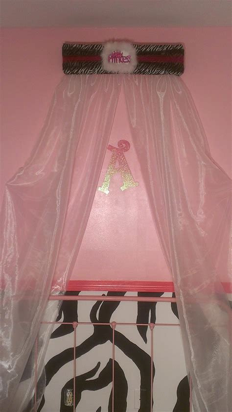 diy canopy bed with curtain rods 23 best images about diy bedroom canopy on pinterest