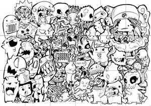 doodle collab nicejuanpaolo deviantart
