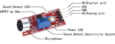 arduino sensor wiring diagram audio sensor wiring diagram