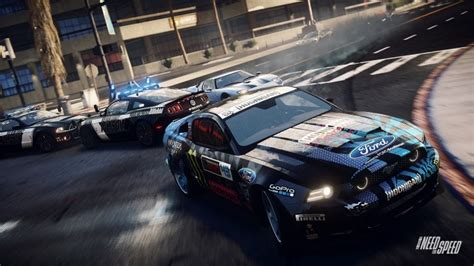 need for speed rivals emp deployed 4k hd desktop wallpaper need for speed rivals partners with gymkhana 6 star ken block