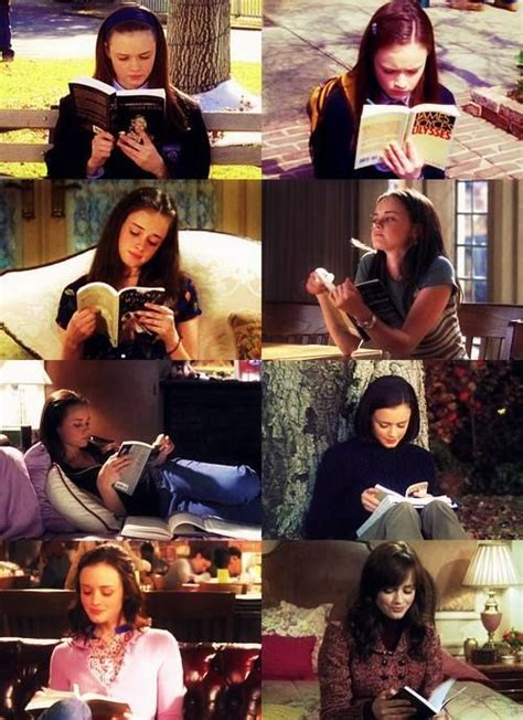 Reading Gilmore by Rory Reading Gilmore Big Black Box