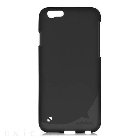 Ahha Moya Gummi Shell Iphone 6 iphone6s plus 6 plus ケース gummi shell moya solid black