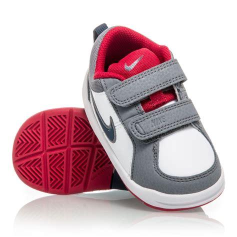 baby boy nike sandals nike pico 4 tdv toddler boys shoes white grey