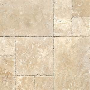 roma beige travertine versailles pattern chiseled tile