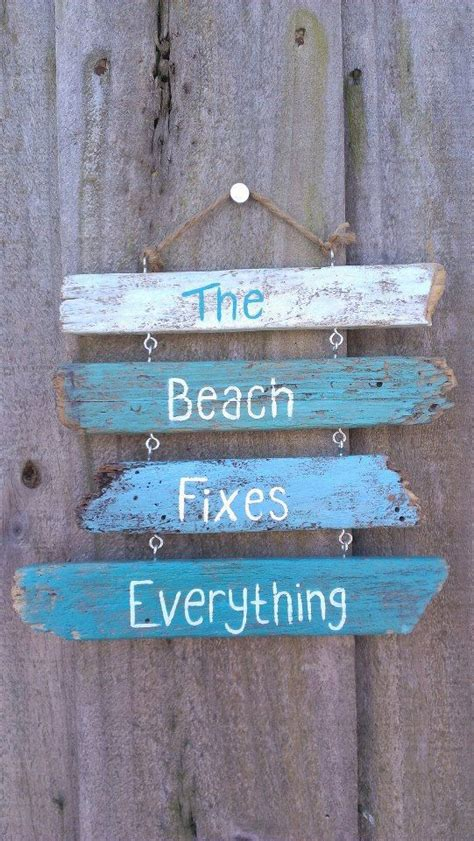 pictures of driftwood house signs driftwood sign painted the fixes everything 29 99 via etsy lake ideas