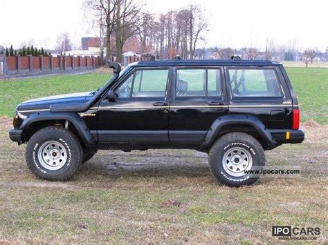 1992 jeep xj 1992 jeep xj limited bf goodrich car photo and