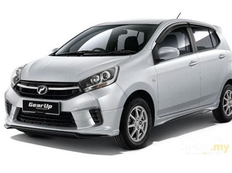Auto Mit G by Perodua Axia 2017 G 1 0 In Selangor Automatic Hatchback