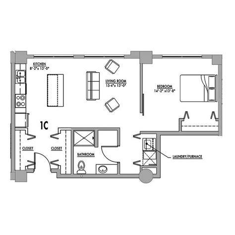 floor plan with loft floor plan 1c junior house lofts